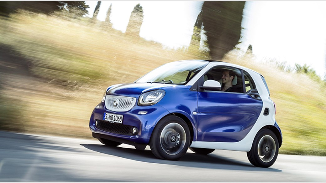 Smart Fortwo 2017 Review