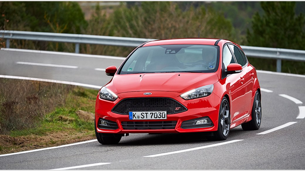 ford focus st this time theres a diesel too