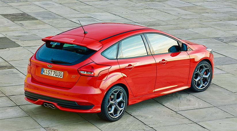ford focus st diesel 2015 review by car magazine. Black Bedroom Furniture Sets. Home Design Ideas