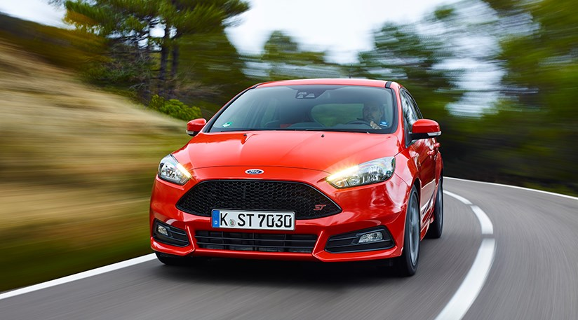 Ford Focus St Diesel 2015 Review Car Magazine