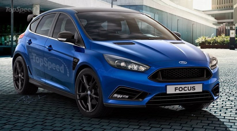 ford focus rs    unveiled   february car magazine