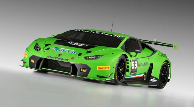 Lamborghini Huracan Gt3 2015 The Huracan S Going Racing Car