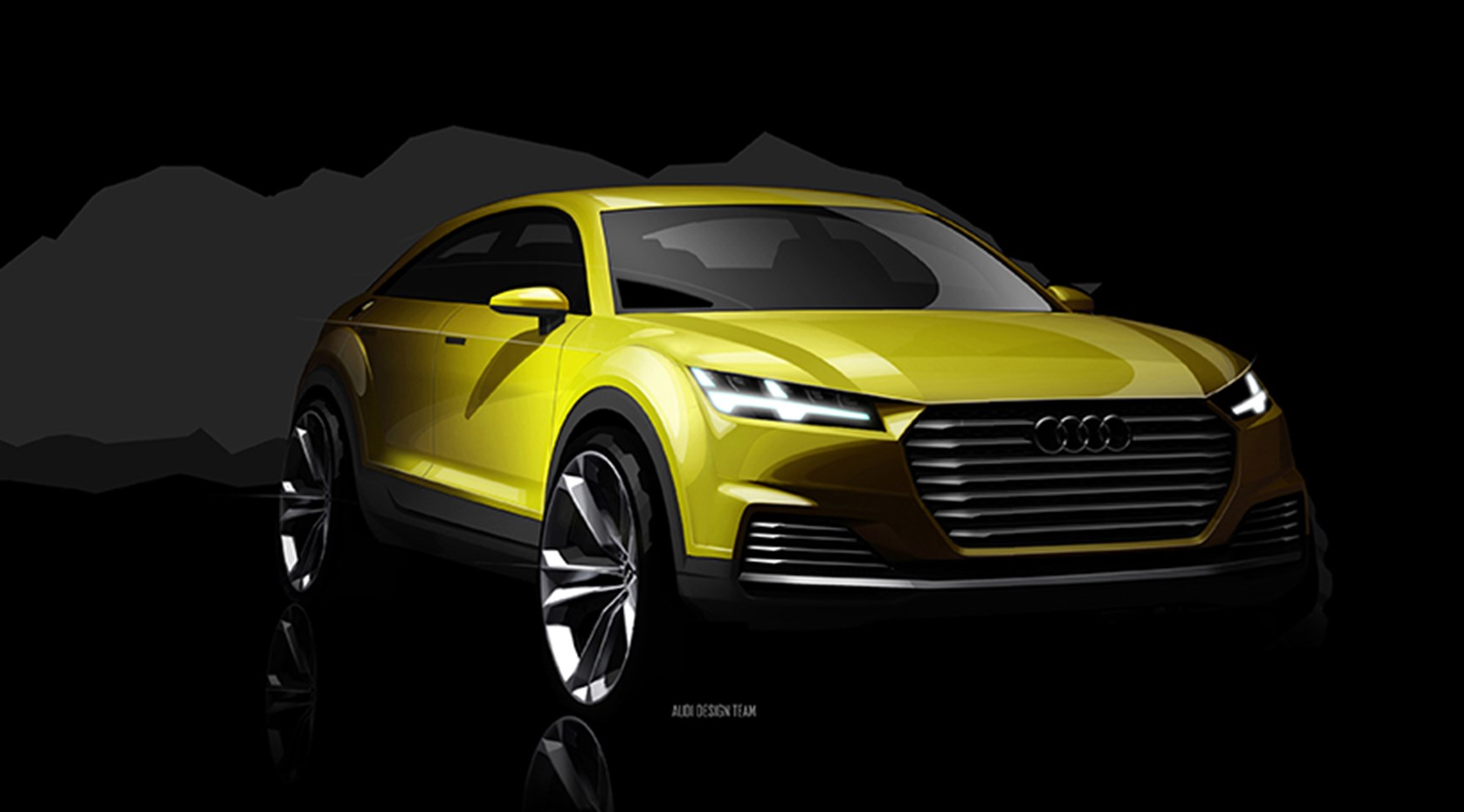 Audi TT Offroad concept to get nod for 2017 launch as TTQ ...