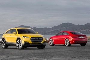 Audi TT Offroad concept to get nod for 2017 launch as TTQ