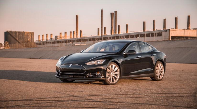 Tesla Model S P85d 2015 Review Car Magazine