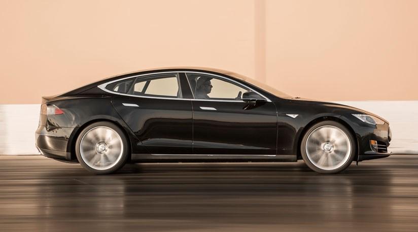 Image result for A Tesla Model S