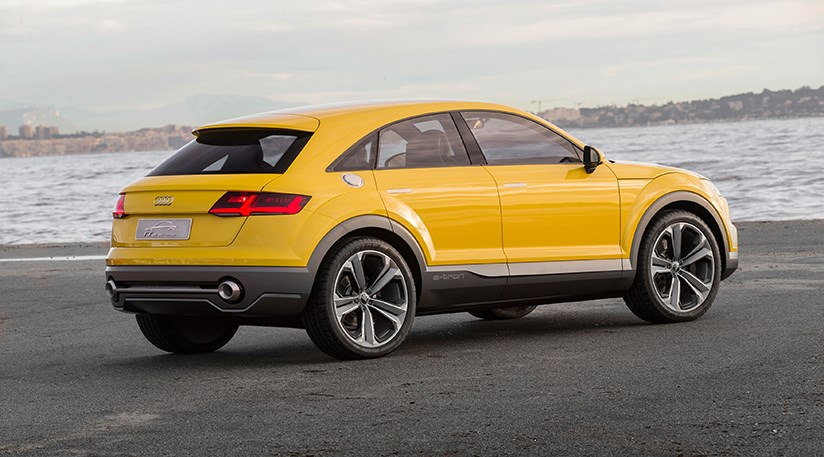 Audis New EQuattro And Wireless Charging Tech Coming Soon By CAR - Audit car