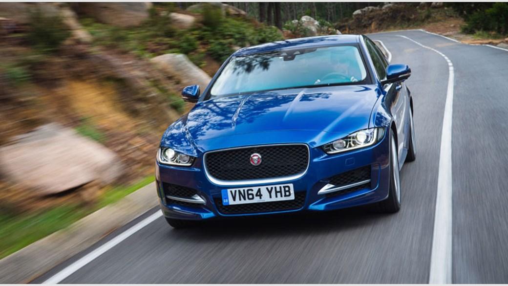 jaguar xe 2.0 d 180 r-sport (2015) review | car magazine