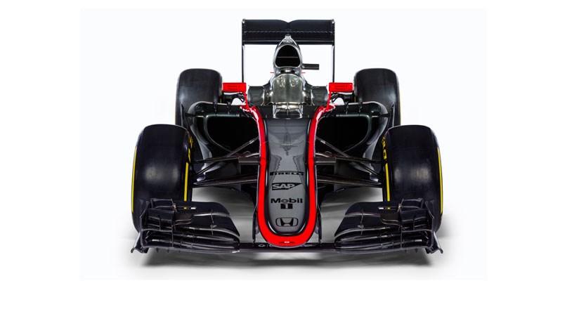 Mclaren Reveals 2015 F1 Car And Bizarre Promo Vid Car
