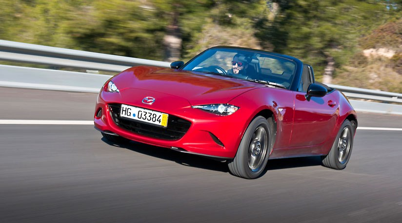 mazda mx 5 1 5 2015 review by car magazine. Black Bedroom Furniture Sets. Home Design Ideas