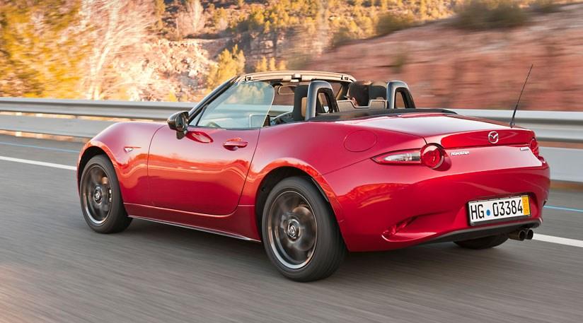 Mazda MX-5 1.5 (2015) review   CAR Magazine