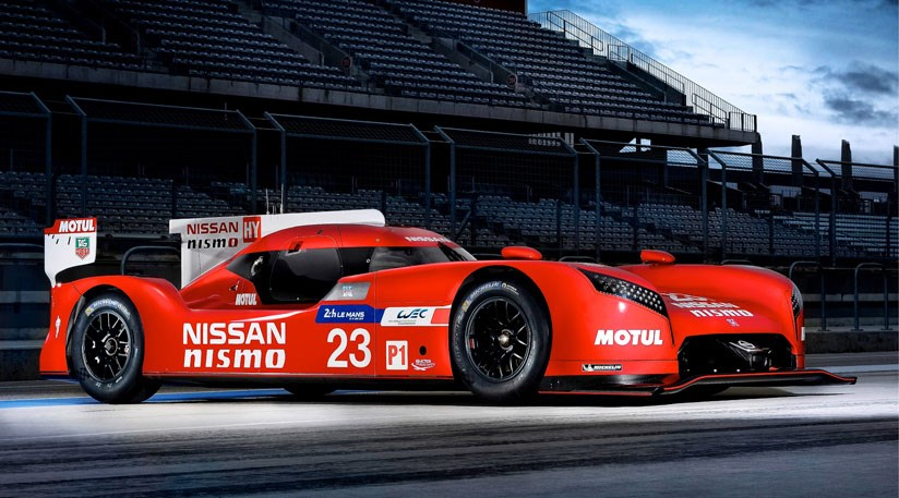 nissan gt r lm nismo revealed 2015 s weirdest le mans car car magazine. Black Bedroom Furniture Sets. Home Design Ideas