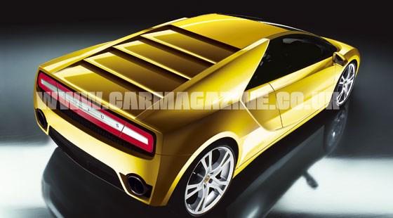 Lotus Esprit 2011. Lotus Esprit replacement