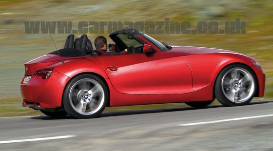 Bmw Z2 2011 By Car Magazine