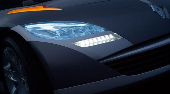 Renault Nepta Concept 2006 First Official Pictures Car Magazine