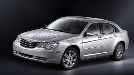 Dodge Avenger 2006 First Official Pictures Car Magazine