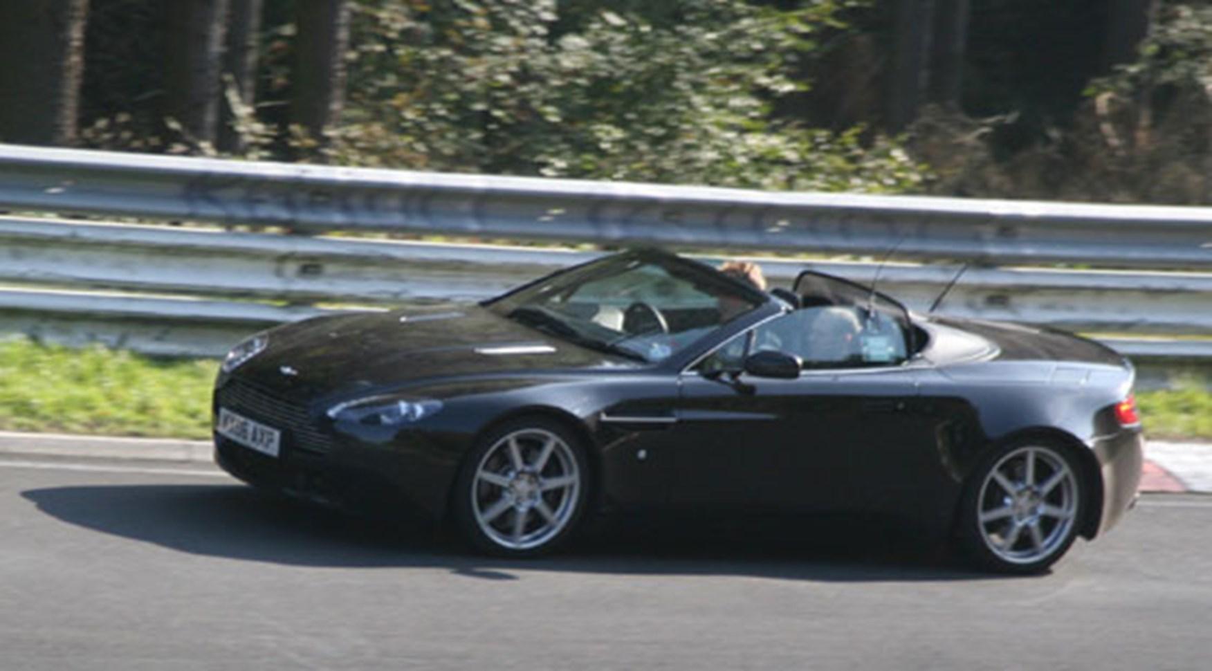 2007 aston martin v8 vantage coupe top speed 14