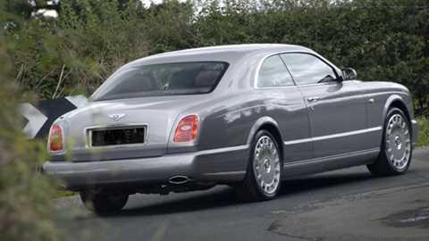 Bentley Spy Shots Car Magazine