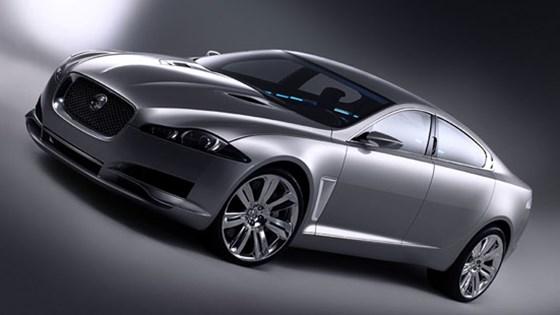 jaguar c-xf concept car (2007) first pictures | car magazine
