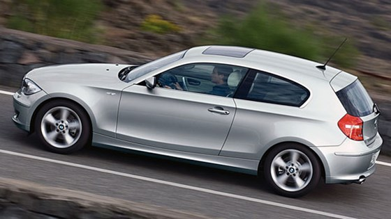 BMW 1-series (2007): first official pictures | CAR Magazine