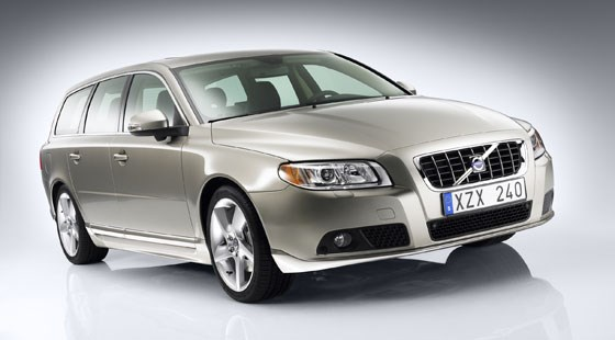 Volvo V70 2007 Unveiled Car Magazine