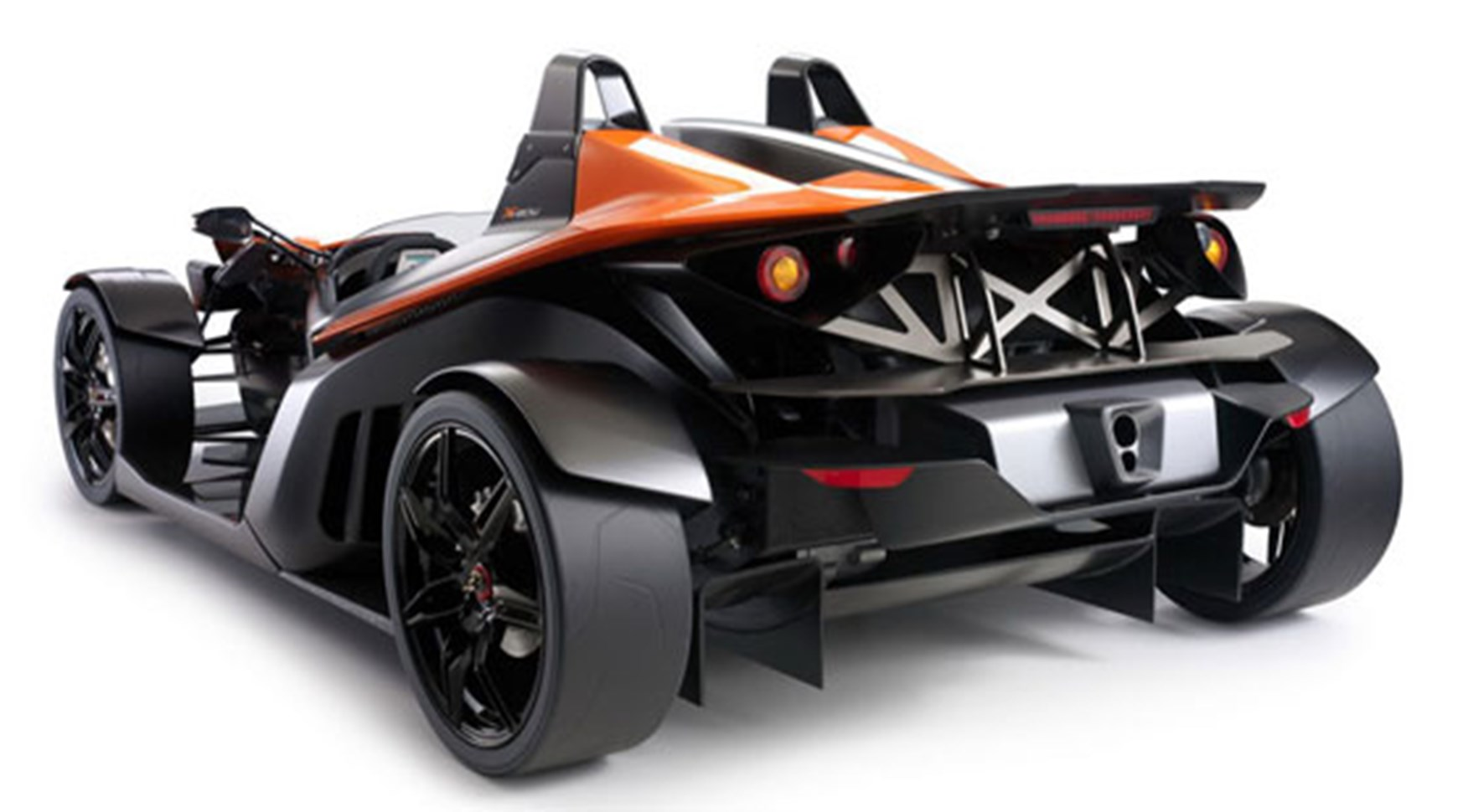 KTM Crossbow unveiled by CAR Magazine