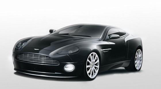 Martins Auto Service >> Aston Martin Vanquish Ultimate Edition (2007) : first ...
