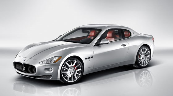 maserati granturismo 2007 first official pictures by car magazine. Black Bedroom Furniture Sets. Home Design Ideas