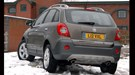 Vauxhall Antara (2007): first official pictures