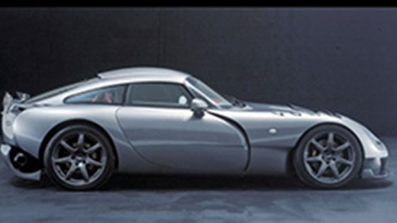 Tvr Sold