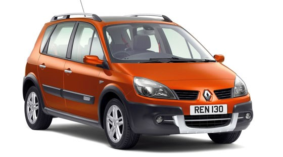 renault scenic conquest 2007 first official pictures by car magazine. Black Bedroom Furniture Sets. Home Design Ideas