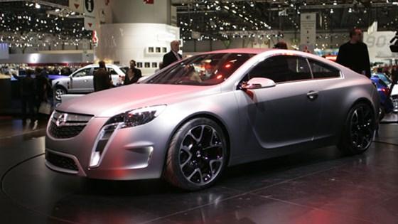 Opel Gtc Concept Car Magazine