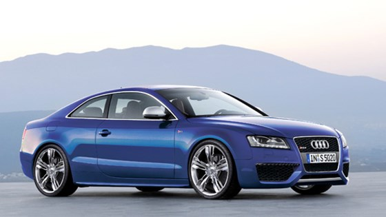 Audi RS CAR Magazine - Audi 2 door