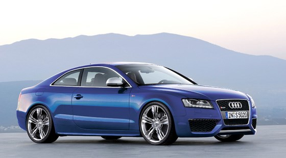Audi RS5 2009 by CAR Magazine