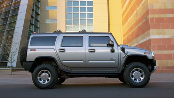 Hummer H2 2007 First Official Pictures Car Magazine
