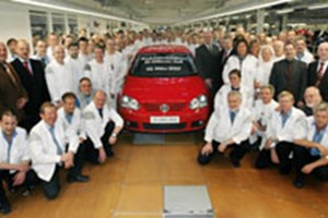 VW Golf build passes 25 million