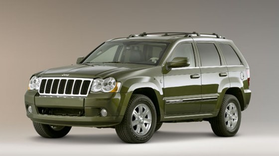 Exceptional Jeep Grand Cherokee (2007): First Official Pictures
