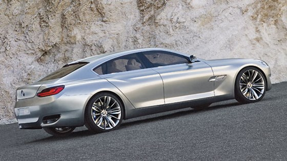 BMW Concept CS (2007) first official pictures | CAR Magazine