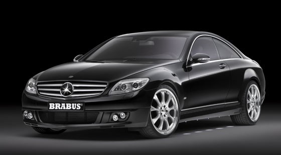 Brabus SV12 S Biturbo Coupe (2007): first official pictures | CAR ...
