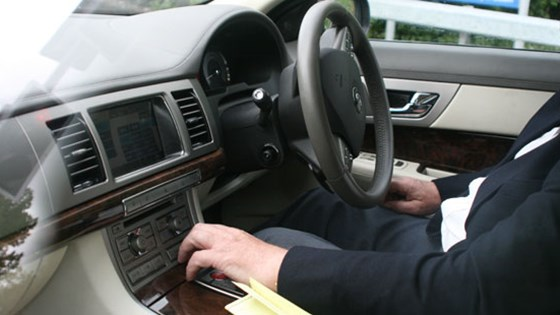 Good Jaguar XFu0027s Interior (2008)