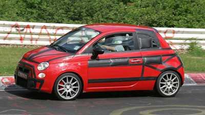 Fiat 500 By Car Magazine