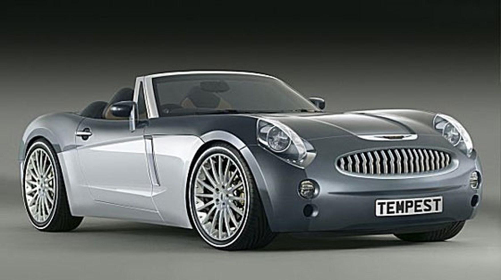 Car Manufacturers Ownership >> Austin Healey returns   CAR Magazine