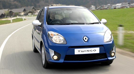 renault twingo 2007 first official pictures by car magazine. Black Bedroom Furniture Sets. Home Design Ideas