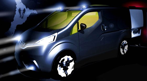 Nissan Nv200 Concept 2007 First Official Pictures Car Magazine