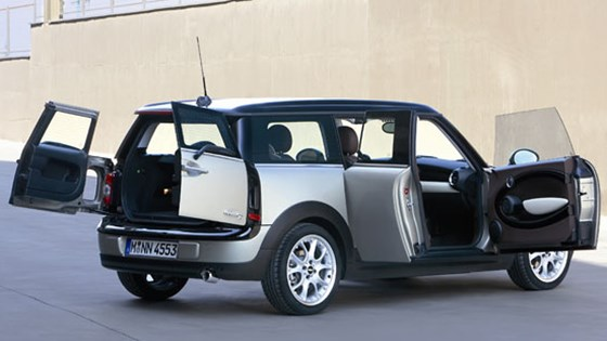 Mini Clubman 2007 First Official Pictures Car Magazine