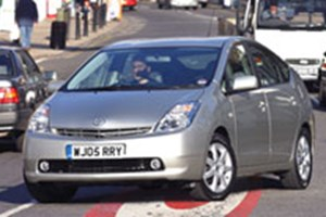 Hybrids suffer in new Congestion Charge