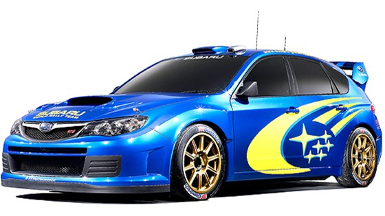 Subaru Impreza Wrc Concept 2007 First Official Pictures