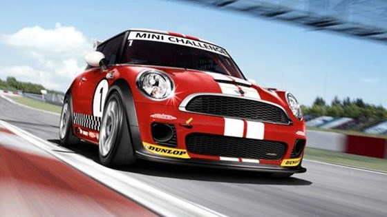 John Cooper Mini Works Challenge 2007 First Official Pictures