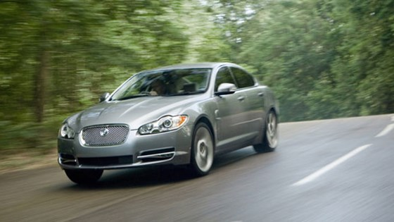 Jaguar Xf 2007 First Official News And Photos
