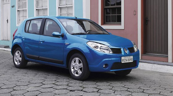 Dacia Sandero (2007): first official pictures | CAR Magazine